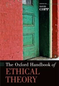 Foto Cover di Oxford Handbook of Ethical Theory, Ebook inglese di  edito da Oxford University Press