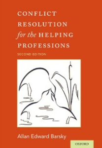 Ebook in inglese Conflict Resolution for the Helping Professions Barsky, Allan