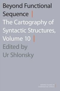 Ebook in inglese Beyond Functional Sequence: The Cartography of Syntactic Structures, Volume 10 -, -