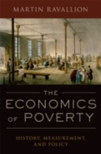 Ebook in inglese Economics of Poverty: History, Measurement, and Policy Ravallion, Martin