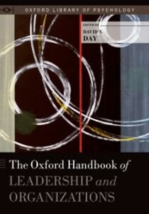 Foto Cover di Oxford Handbook of Leadership and Organizations, Ebook inglese di  edito da Oxford University Press