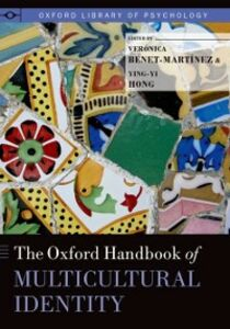 Ebook in inglese Oxford Handbook of Multicultural Identity