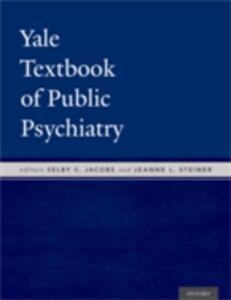 Ebook in inglese Yale Textbook of Public Psychiatry