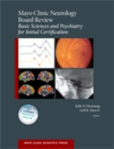 Ebook in inglese Mayo Clinic Neurology Board Review: Basic Sciences and Psychiatry for Initial Certification -, -