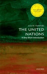 Ebook in inglese United Nations: A Very Short Introduction Hanhimaki, Jussi M.