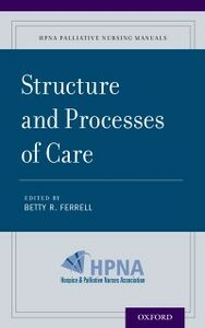 Ebook in inglese Structure and Processes of Care