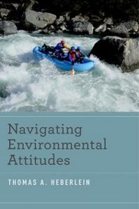 Ebook in inglese Navigating Environmental Attitudes Heberlein, Thomas A.