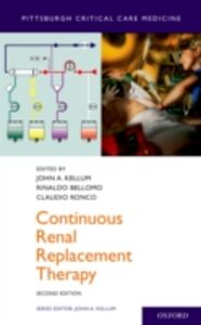 Ebook in inglese Continuous Renal Replacement Therapy -, -