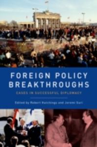 Ebook in inglese Foreign Policy Breakthroughs: Cases in Successful Diplomacy -, -