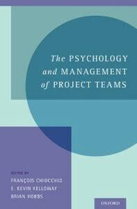 Foto Cover di Psychology and Management of Project Teams, Ebook inglese di  edito da Oxford University Press