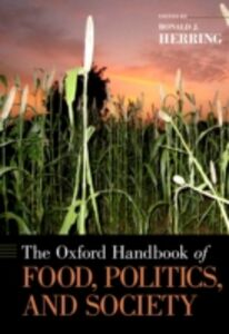 Ebook in inglese Oxford Handbook of Food, Politics, and Society