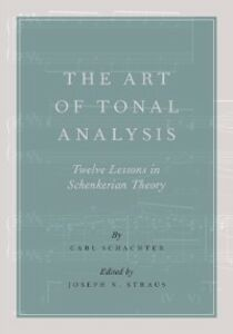 Foto Cover di Art of Tonal Analysis: Twelve Lessons in Schenkerian Theory, Ebook inglese di Carl Schachter, edito da Oxford University Press