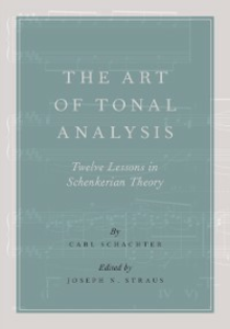 Ebook in inglese Art of Tonal Analysis: Twelve Lessons in Schenkerian Theory Schachter, Carl