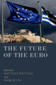 Foto Cover di Future of the Euro, Ebook inglese di  edito da Oxford University Press