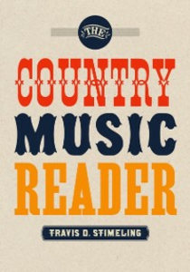 Ebook in inglese Country Music Reader Stimeling, Travis D.