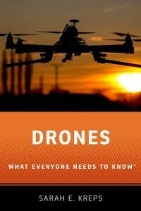 Ebook in inglese Drones: What Everyone Needs to KnowRG Kreps, Sarah E.
