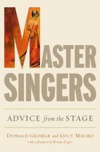Ebook in inglese Master Singers: Advice from the Stage George, Donald , Mauro, Lucy