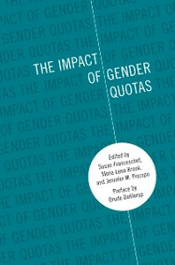 Ebook in inglese Impact of Gender Quotas -, -