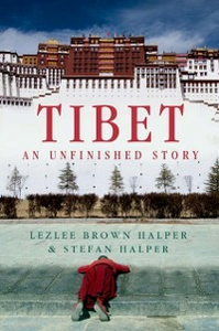 Ebook in inglese Tibet: An Unfinished Story Halper, Lezlee Brown , Halper, Stefan