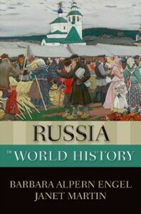 Foto Cover di Russia in World History, Ebook inglese di Barbara Alpern Engel,Janet Martin, edito da Oxford University Press