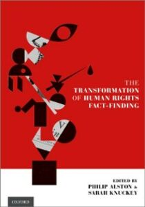 Ebook in inglese Transformation of Human Rights Fact-Finding