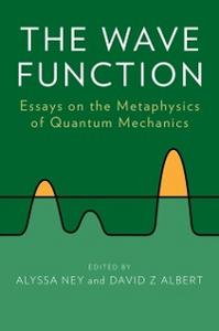 Ebook in inglese Wave Function: Essays on the Metaphysics of Quantum Mechanics -, -
