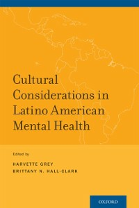 Ebook in inglese Cultural Considerations in Latino American Mental Health -, -