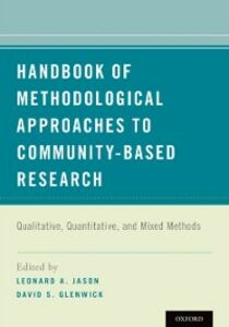 Ebook in inglese Handbook of Methodological Approaches to Community-Based Research: Qualitative, Quantitative, and Mixed Methods