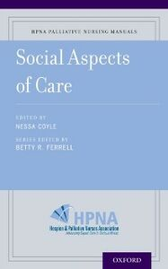 Ebook in inglese Social Aspects of Palliative Care -, -