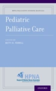 Ebook in inglese Pediatric Palliative Care