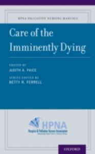 Foto Cover di Care of the Imminently Dying, Ebook inglese di  edito da Oxford University Press