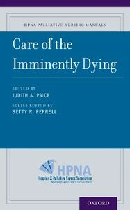 Ebook in inglese Care of the Imminently Dying -, -