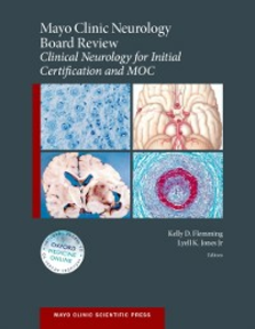 Ebook in inglese Mayo Clinic Neurology Board Review: Clinical Neurology for Initial Certification and MOC -, -
