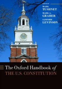 Ebook in inglese Oxford Handbook of the U.S. Constitution -, -
