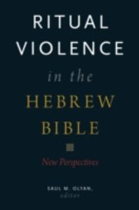 Ebook in inglese Ritual Violence in the Hebrew Bible: New Perspectives