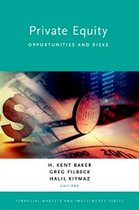 Ebook in inglese Private Equity: Opportunities and Risks -, -