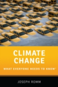 Ebook in inglese Climate Change: What Everyone Needs to KnowRG Romm, Joseph