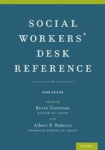 Ebook in inglese Social Workers Desk Reference -, -
