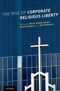 Ebook in inglese Rise of Corporate Religious Liberty -, -