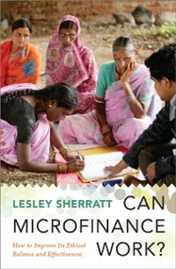 Ebook in inglese Can Microfinance Work?: How to Improve Its Ethical Balance and Effectiveness Sherratt, Lesley