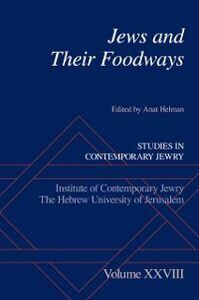 Foto Cover di Jews and Their Foodways, Ebook inglese di  edito da Oxford University Press