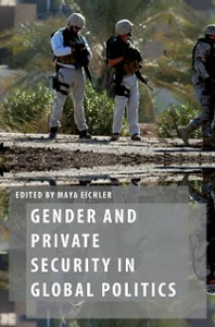 Ebook in inglese Gender and Private Security in Global Politics -, -