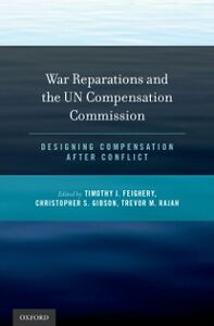 Ebook in inglese War Reparations and the UN Compensation Commission: Designing Compensation After Conflict -, -