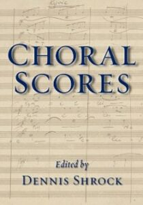 Ebook in inglese Choral Scores