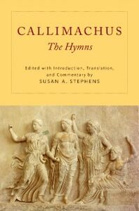 Foto Cover di Callimachus: The Hymns, Ebook inglese di  edito da Oxford University Press