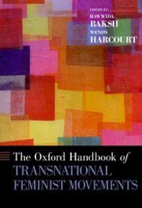 Ebook in inglese Oxford Handbook of Transnational Feminist Movements