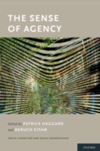 Foto Cover di Sense of Agency, Ebook inglese di  edito da Oxford University Press