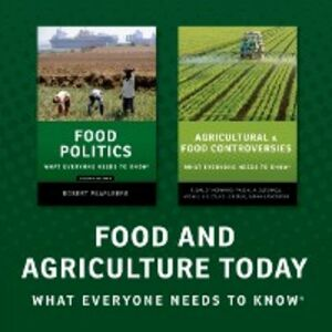 Foto Cover di Food and Agriculture: What Everyone Needs to Know, Ebook inglese di AA.VV edito da Oxford University Press