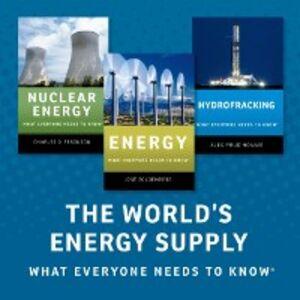 Foto Cover di World's Energy Supply: What Everyone Needs to Know, Ebook inglese di AA.VV edito da Oxford University Press