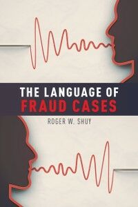 Ebook in inglese Language of Fraud Cases Shuy, Roger W.